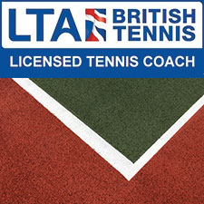 LTA qualified coach
